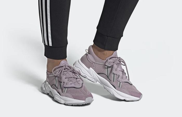 adidas ozweego purple