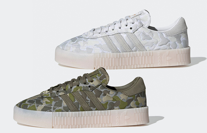 adidas Sambarose Coming With Two New Look ft