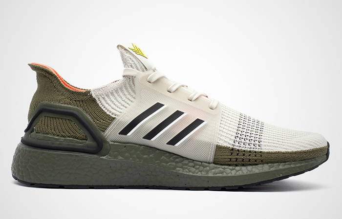 adidas Ultra Boost 19 Grey Olive G27510 03