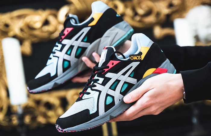 ASICSTIGER Vivienne Westwood Coming With 3 Most Unseen Colour Combo ft