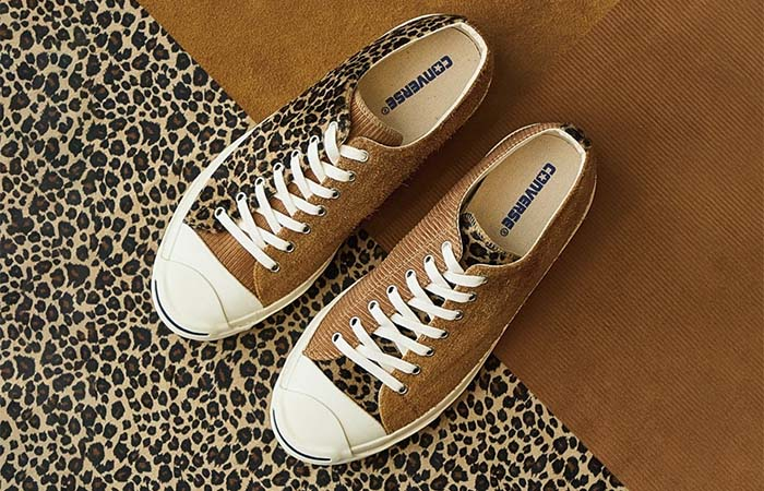 BILLY'S and Converse Reunited For A Leopard-Printed Jack Pursell ft