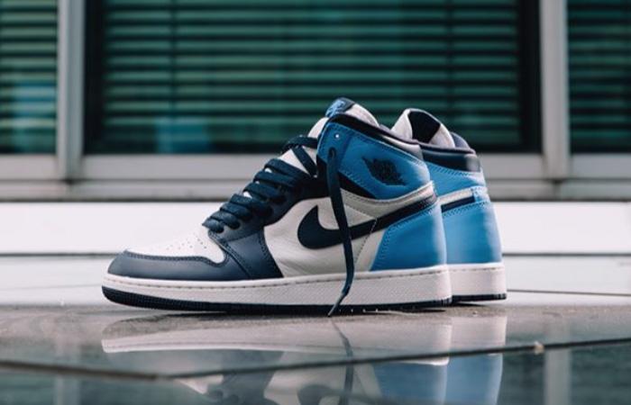 Best Look At The Nike Jordan 1 High Retro OG Obsidian ft