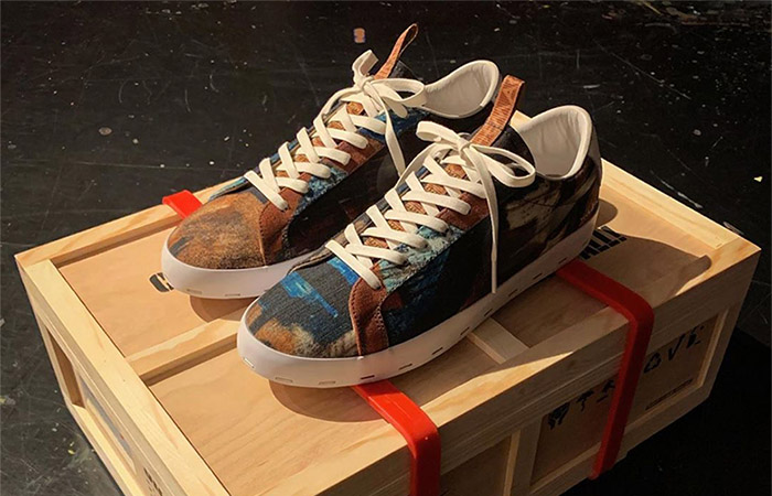 Closer Look At The Michael Lau Nike SB Blazer Salvator Michael ft