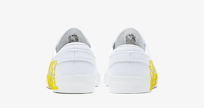 Don't Miss Out The New Nike SB Zoom Stefan Janoski Tour Yellow 04