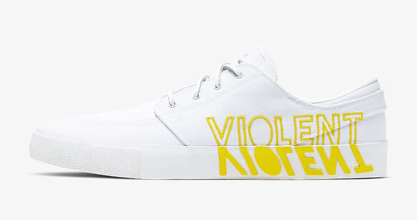Don't Miss Out The New Nike SB Zoom Stefan Janoski Tour Yellow