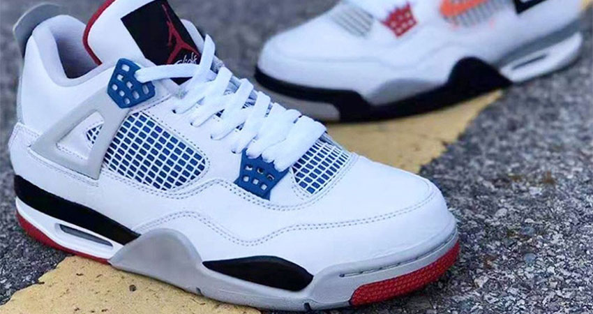 release date 014fb 0241d Have A Closer Look At The Upcoming Air Jordan 4 'What The ...