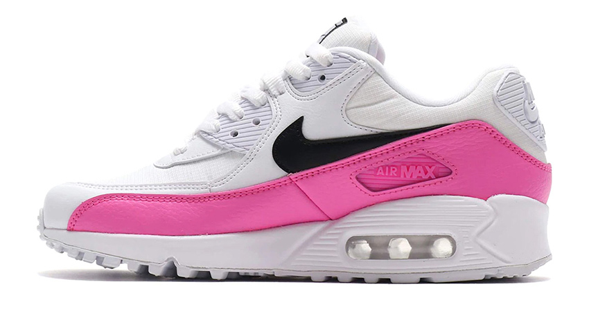Here You Will Found A Nike Logo Pendant With The Upcoming Air Max 90 China Rose 01