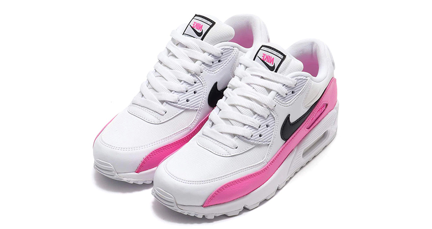 Here You Will Found A Nike Logo Pendant With The Upcoming Air Max 90 China Rose 02
