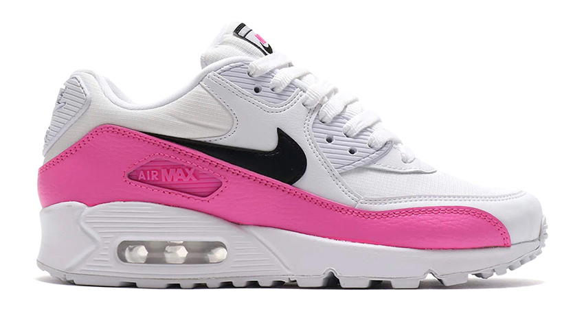 Here You Will Found A Nike Logo Pendant With The Upcoming Air Max 90 China Rose 03
