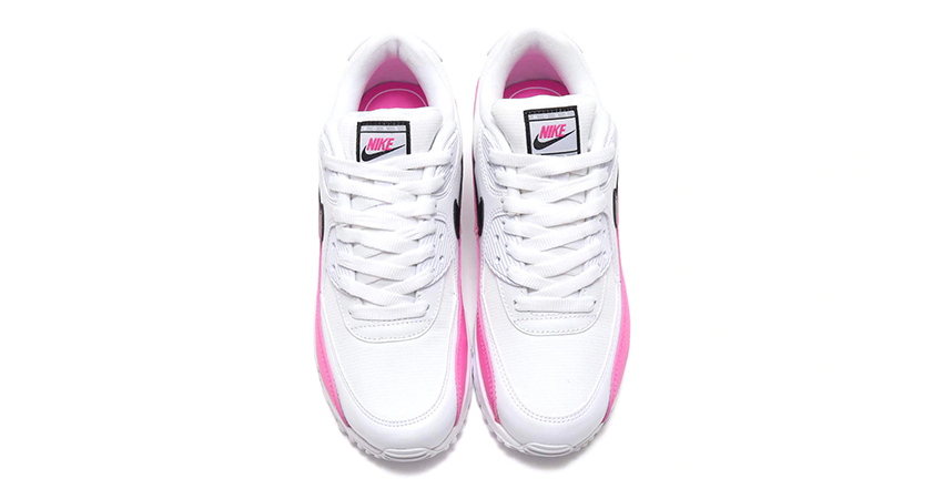 Here You Will Found A Nike Logo Pendant With The Upcoming Air Max 90 China Rose 04