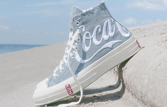 KITH Coca-Cola Converse Chuck 70 Sky Blue 03