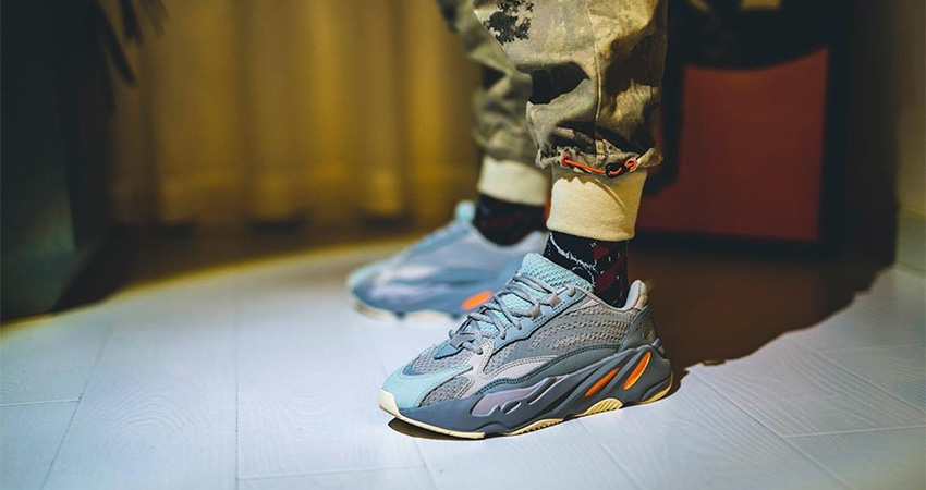 Latest On Foot Look At The Yeezy 700 V2 Inertia 01