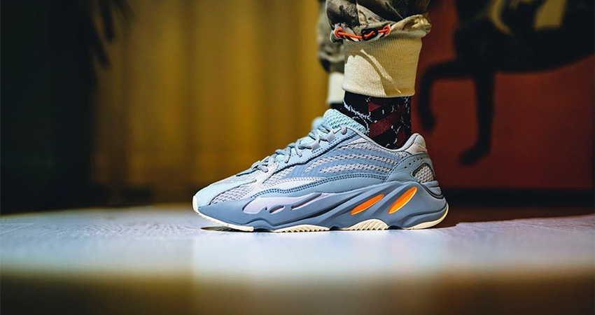 Latest On Foot Look At The Yeezy 700 V2 Inertia