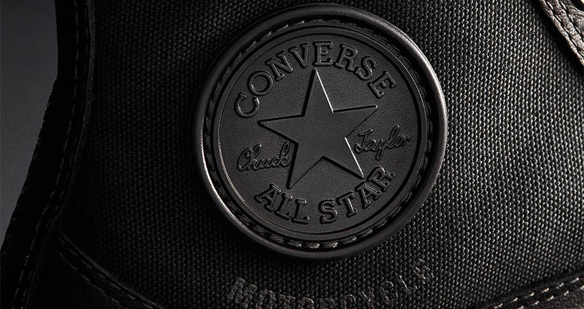 NElGHBORHOOD And Converse Coming With Leather Core Black Chuck 70 And Jack Purcell 03