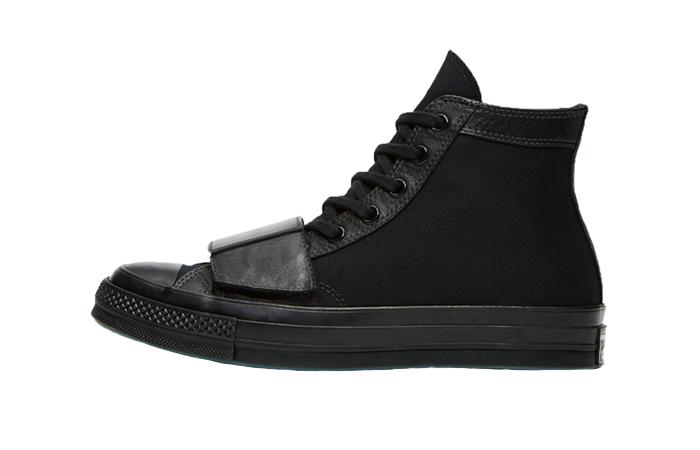 Neigborhood Converse Chuck 70 High Moto Black 165603C 01
