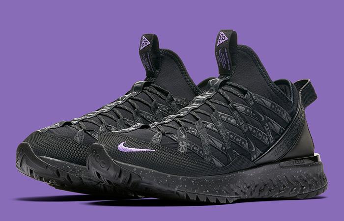 Nike ACG React Terra Gobe Black BV6344-001 02