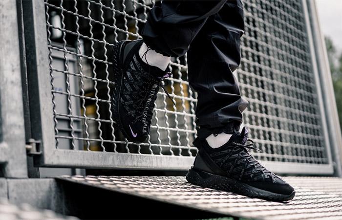Nike ACG React Terra Gobe Black BV6344-001 on foot 01