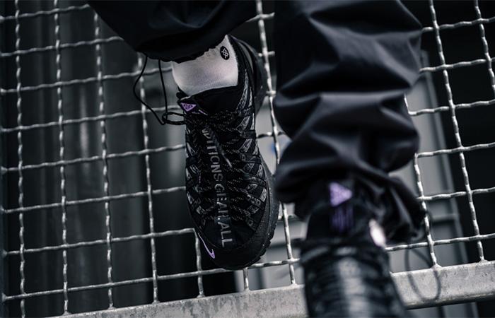 Nike ACG React Terra Gobe Black BV6344-001 on foot 02
