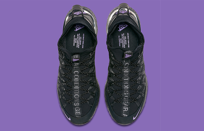 Nike ACG React Terra Gobe Black BV6344-001