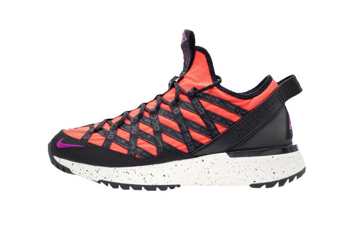 Nike ACG React Terra Gobe Bright Crimson BV6344-600 01