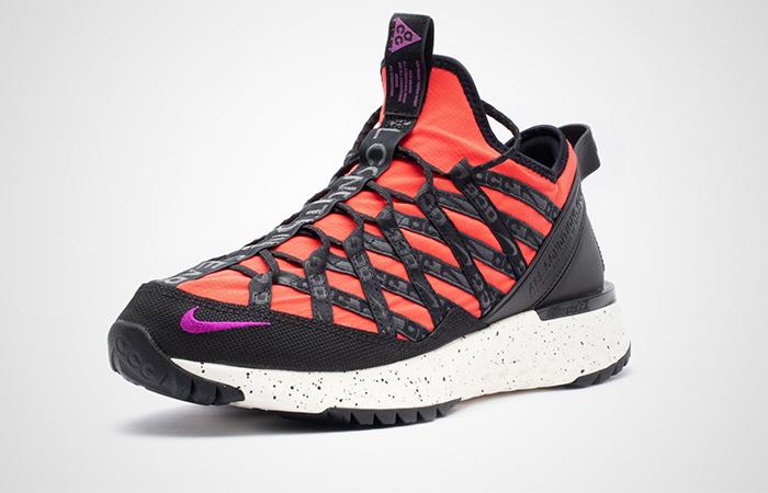 Nike ACG React Terra Gobe Bright Crimson BV6344-600 02
