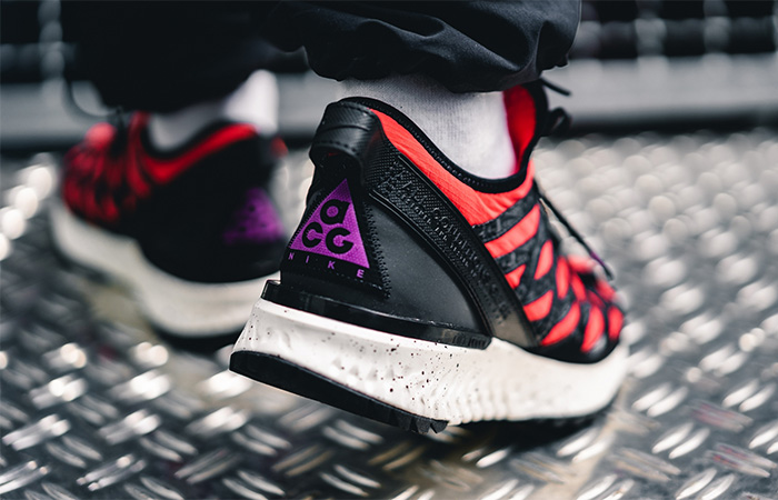 Nike ACG React Terra Gobe Bright Crimson BV6344-600 on foot 03