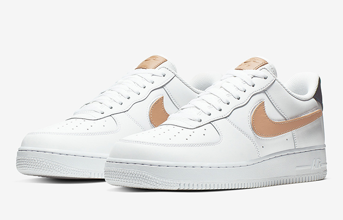 Nike Air Force 1 Low Removable Swoosh White CT2253-100 02