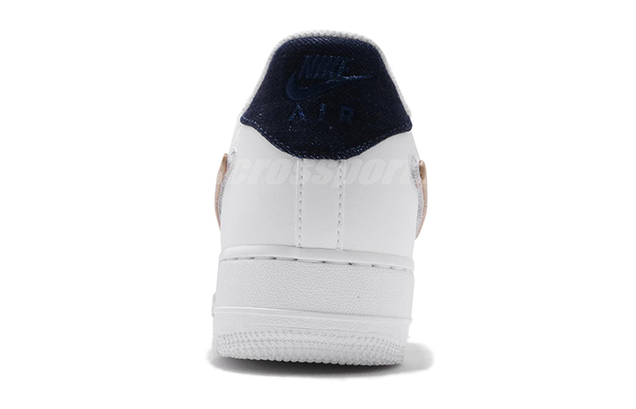 Nike Air Force 1 Low Removable Swoosh White CT2253-100 05