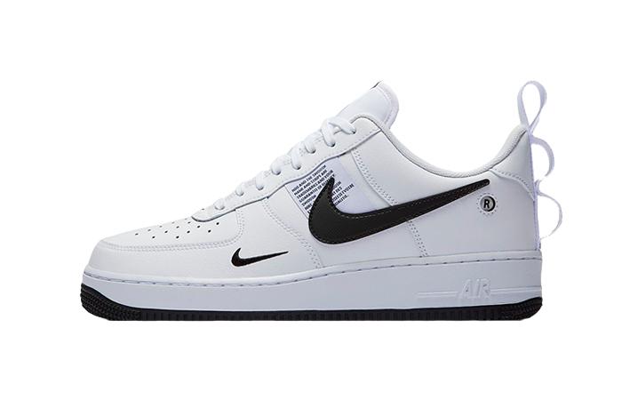 Nike Air Force 1 Utility White CQ4611-100 01