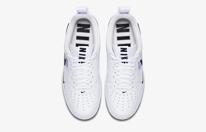 Nike Air Force 1 Utility White CQ4611-100 04