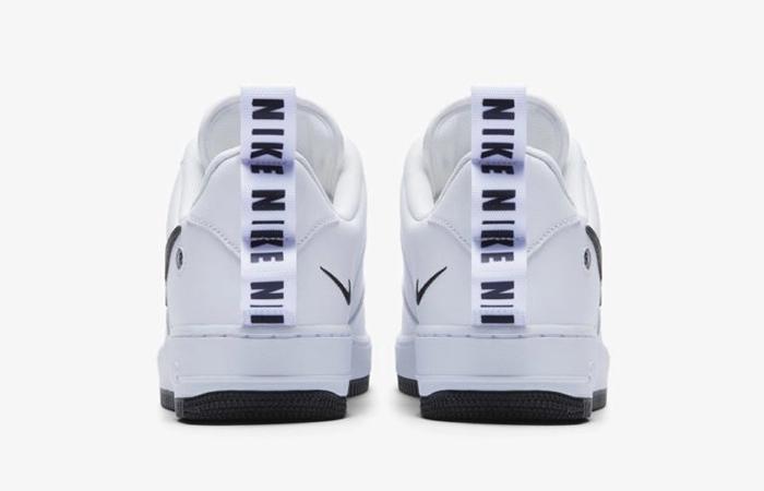 Nike Air Force 1 Utility White CQ4611-100 05