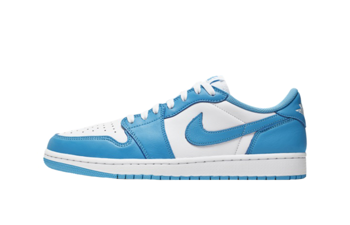 Nike Air Jordan 1 Low SB UNC Sky Blue CJ7891-401 01
