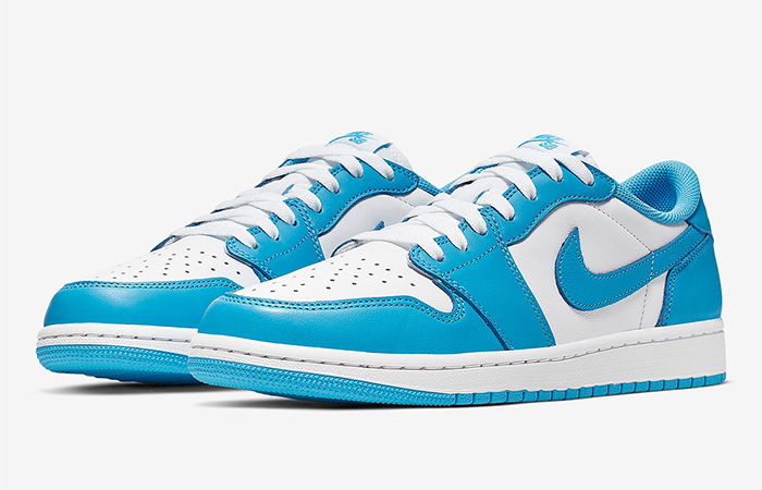 Nike Air Jordan 1 Low SB UNC Sky Blue CJ7891-401 02