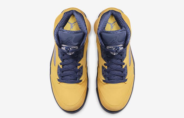 Nike Air Jordan 5 SP Inspire CQ9541-704 07