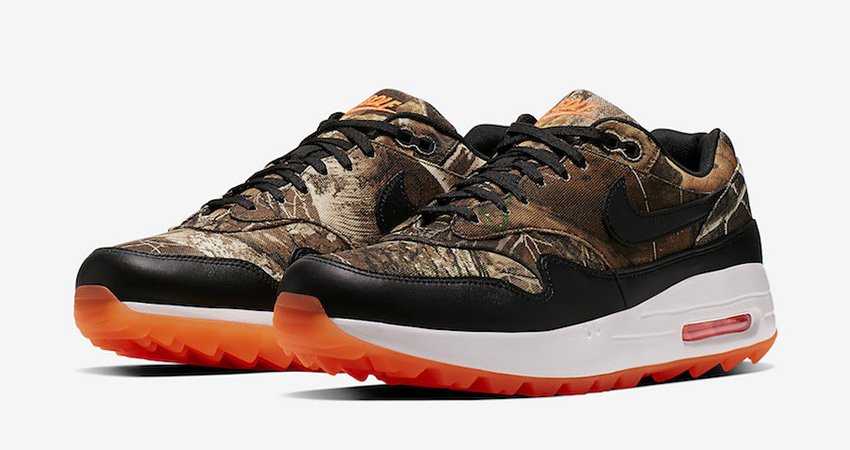 Nike Air Max 1 Golf Coming With A Realtree Colourway 01