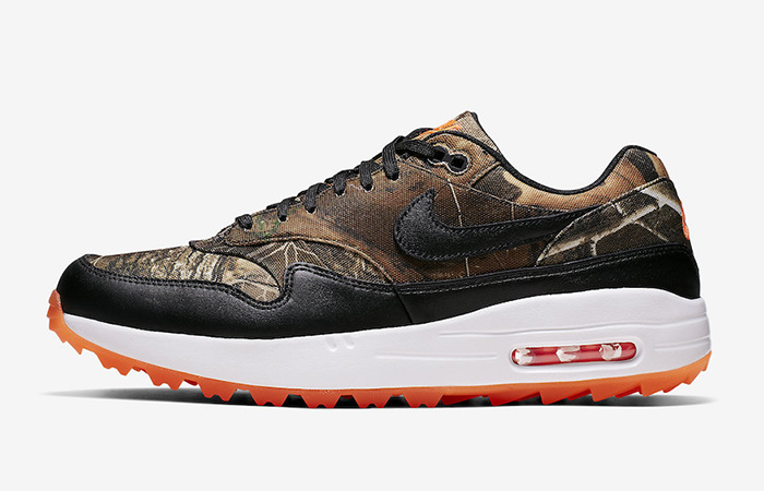 Nike Air Max 1 Golf Coming With A Realtree Colourway ft