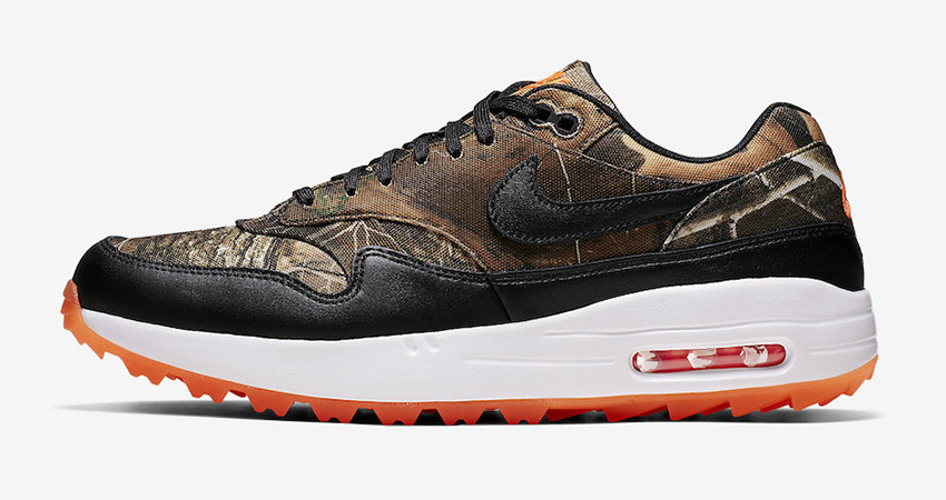 Nike Air Max 1 Golf Coming With A Realtree Colourway