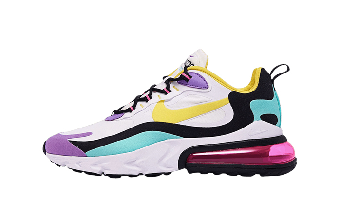 Nike Air Max 270 React Geometric Art Multi 01