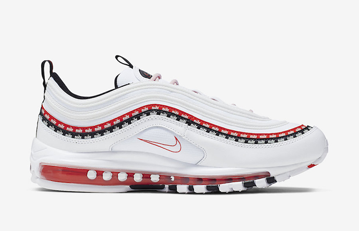 Nike Air Max 97 Script Swoosh Pack White Red 03
