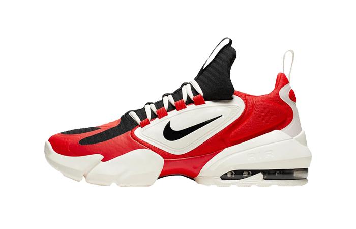 Nike Air Max Alpha Savage White Red