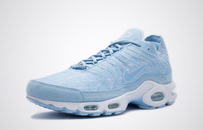Nike Air Max Thea Womens Trainers Sky Blue White : nike air