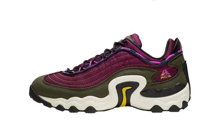 Nike Air Skarn Vivid Purple 01