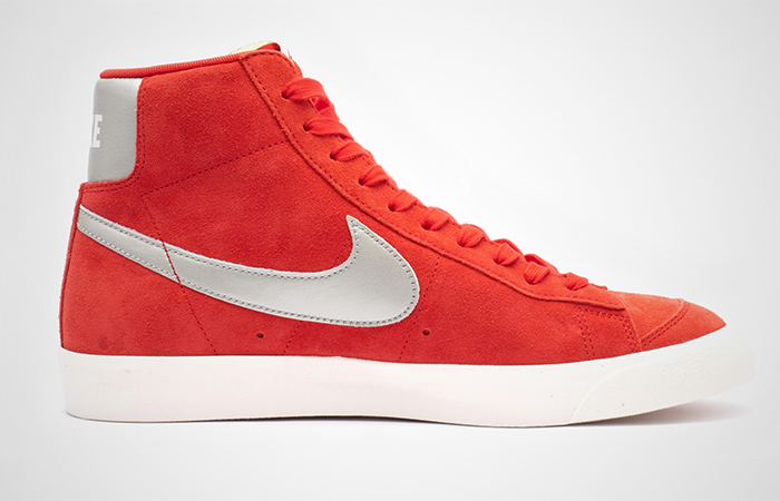 Nike Blazer 77 Red Silver CJ9693 600 – Fastsole