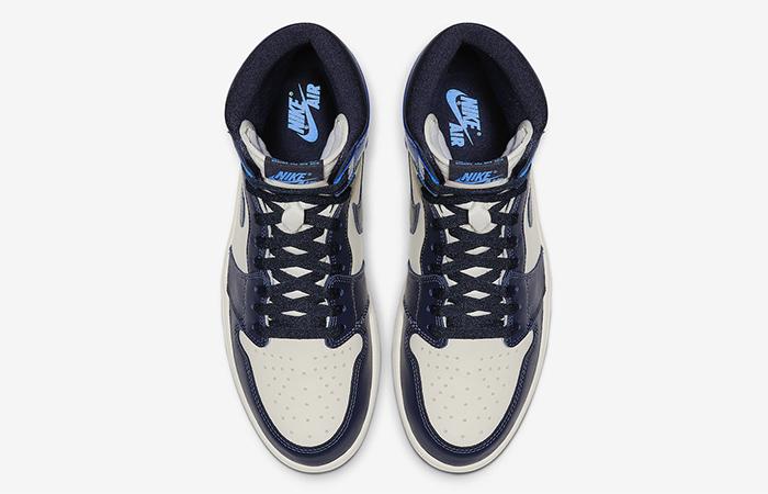Nike Jordan 1 High Retro OG Obsidian 555088-140 07