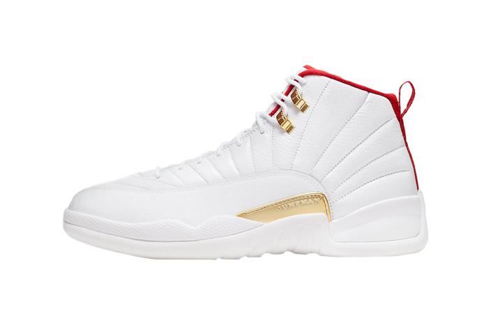 Nike Jordan 12 FIBA Pure White 130690-107 01