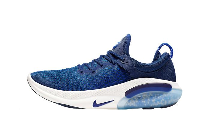 Nike Joyride Run Flyknit Blue Void AQ2730-400 01