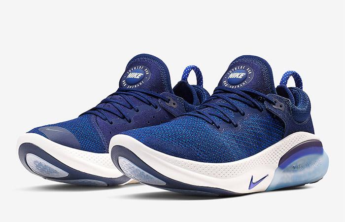 Nike Joyride Run Flyknit Blue Void AQ2730-400 02