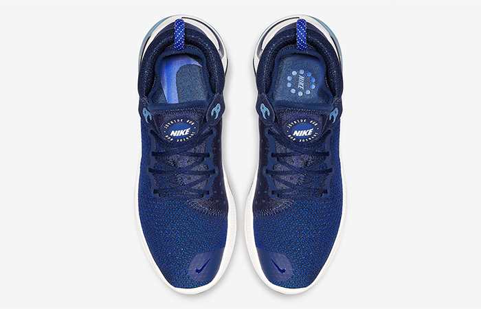 Nike Joyride Run Flyknit Blue Void AQ2730-400 04