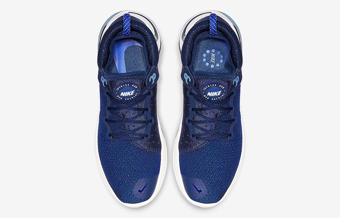 Nike Joyride Run Flyknit Blue Void AQ2730-400 04