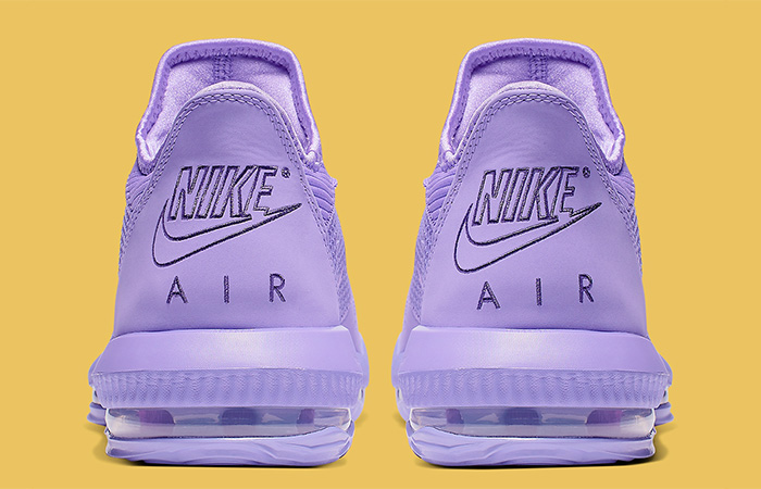 finest selection 962ea 518bc Nike LeBron 16 Low Purple CI2668-500